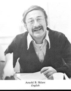 Arnold B. Sklare